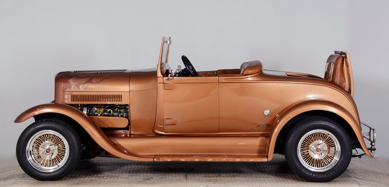 1928 Ford Custom Image 31