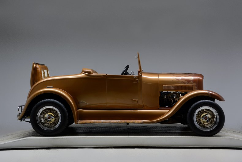 1928 Ford Custom Image 33