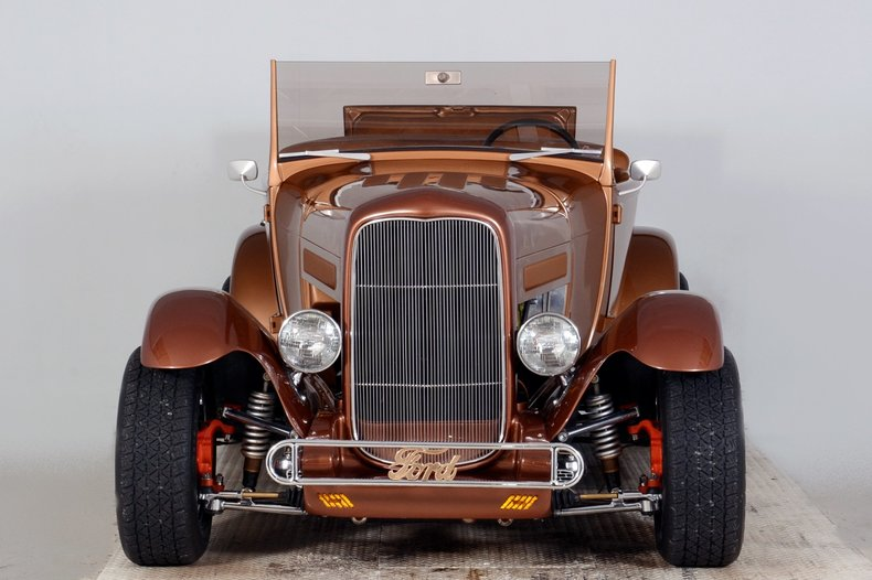 1928 Ford Custom Image 38