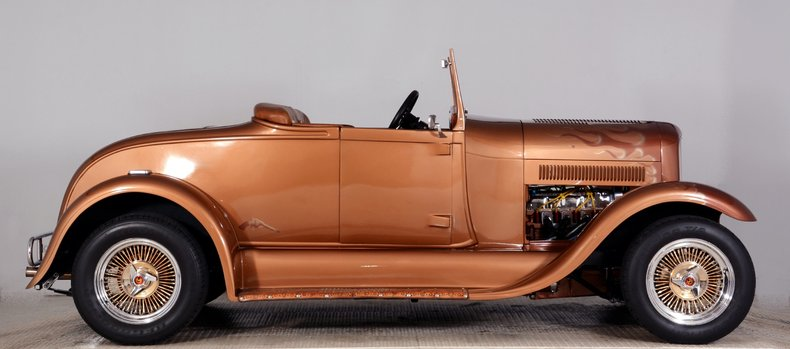 1928 Ford Custom Image 48