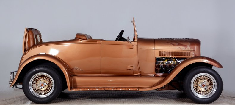 1928 Ford Custom Image 54