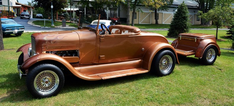 1928 Ford Custom Image 5