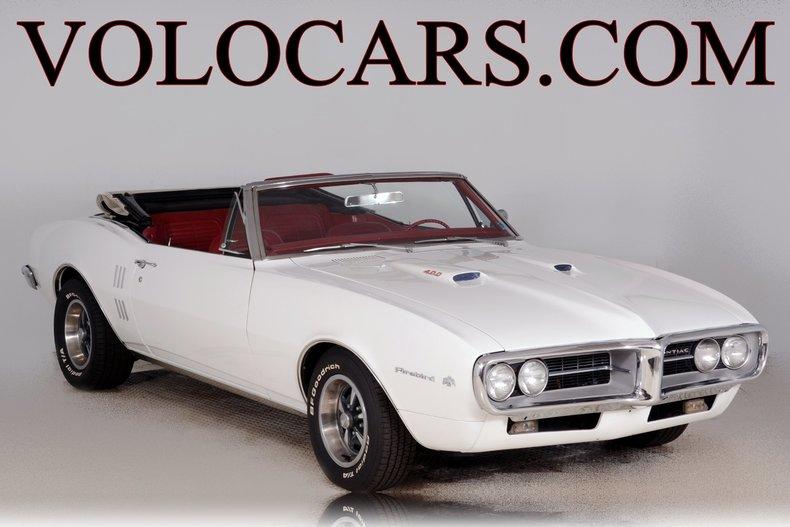 1967 Pontiac Firebird Image 1
