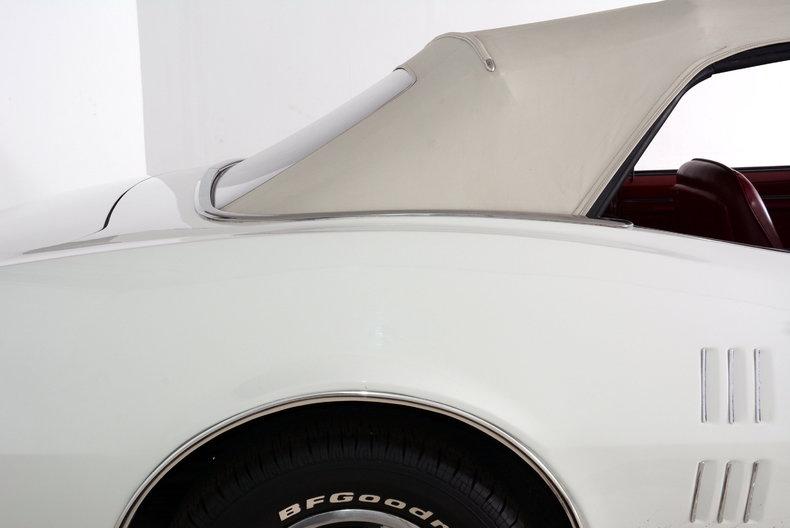 1967 Pontiac Firebird Image 6
