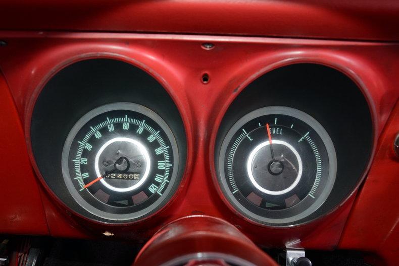 1967 Pontiac Firebird Image 13