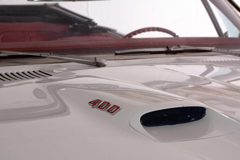 1967 Pontiac Firebird Image 17
