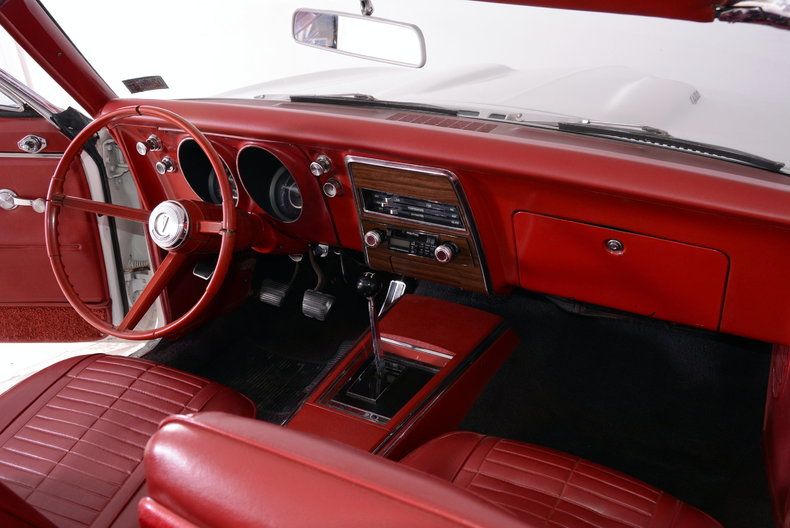 1967 Pontiac Firebird Image 23