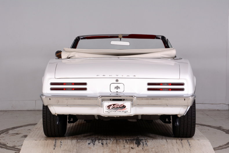 1967 Pontiac Firebird Image 33