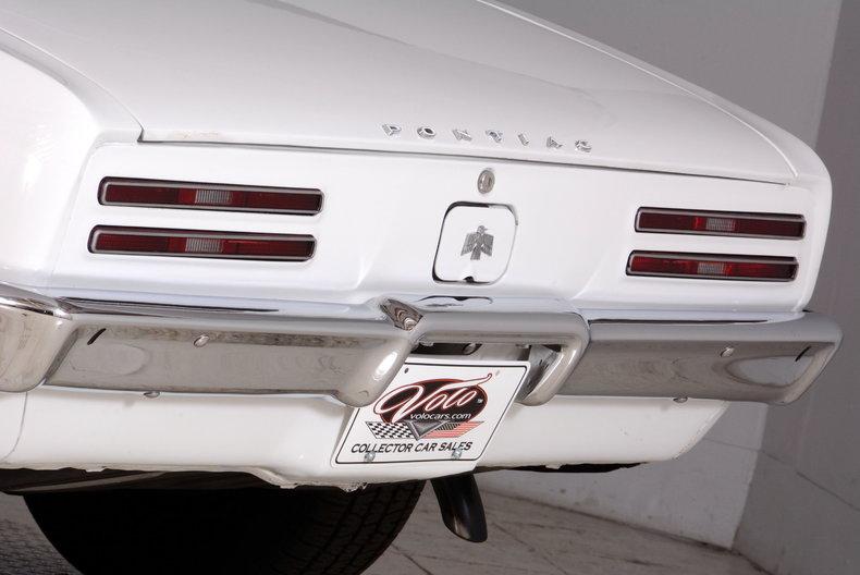 1967 Pontiac Firebird Image 38