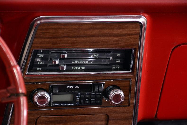 1967 Pontiac Firebird Image 39