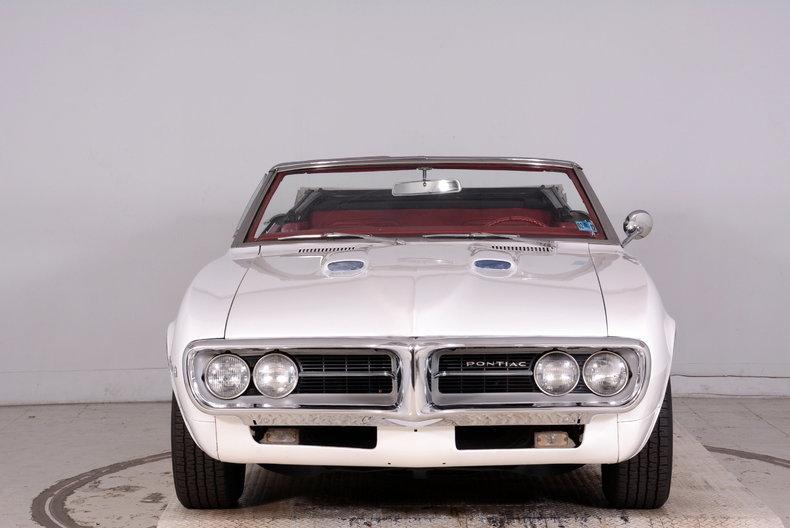 1967 Pontiac Firebird Image 41