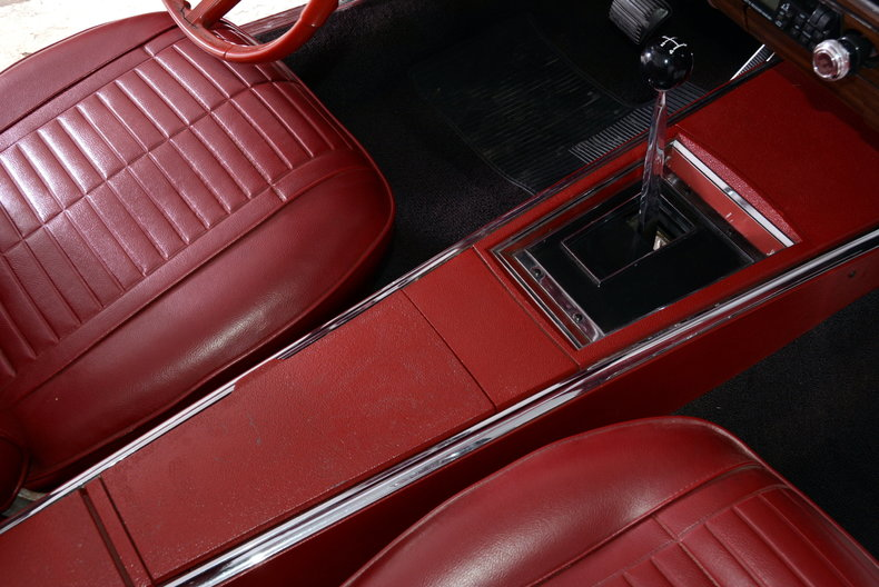 1967 Pontiac Firebird Image 42