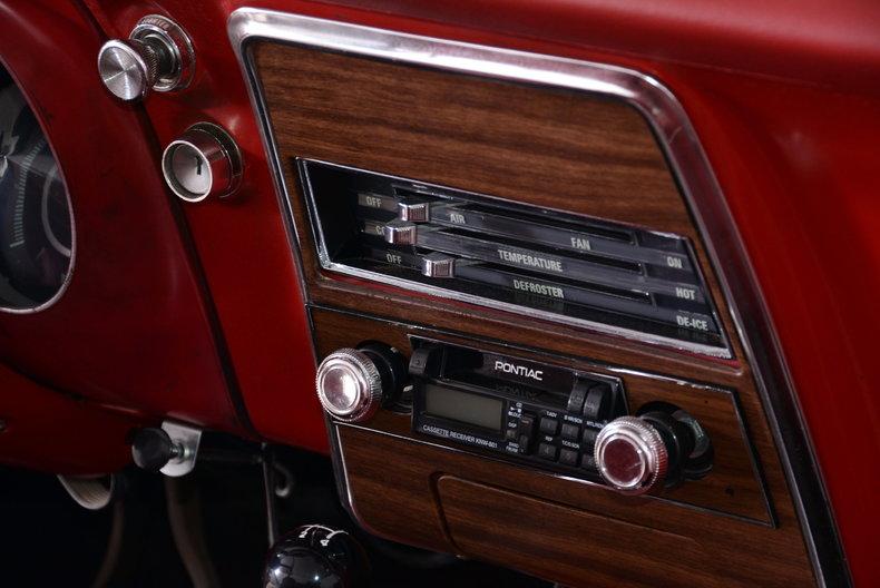 1967 Pontiac Firebird Image 44