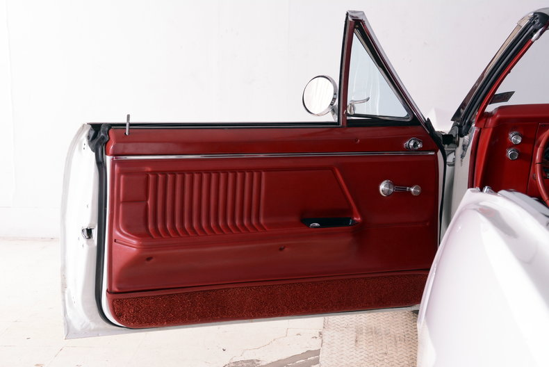 1967 Pontiac Firebird Image 53