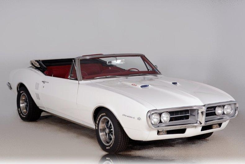 1967 Pontiac Firebird Image 54