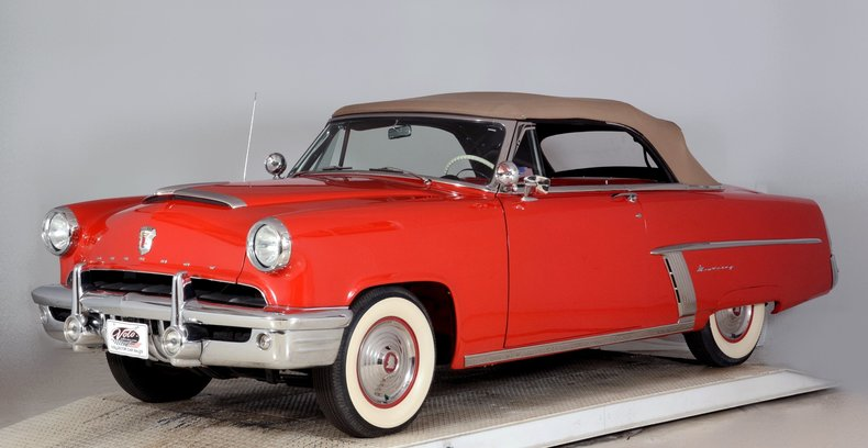1952 Mercury Monterey Image 20