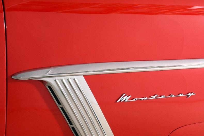 1952 Mercury Monterey Image 41