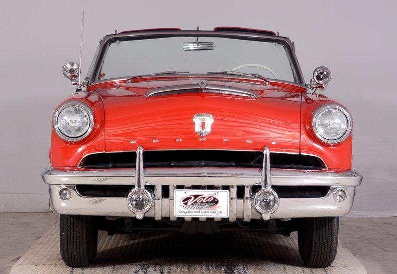 1952 Mercury Monterey Image 54