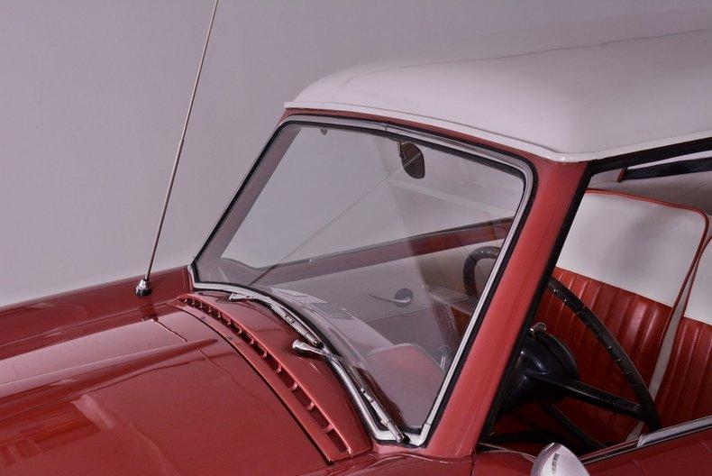 1956 Nash Metropolitan Image 6