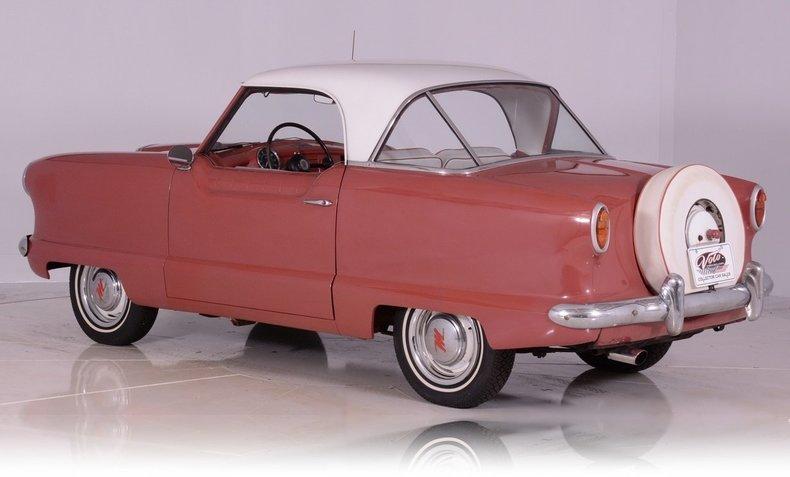 1956 Nash Metropolitan Image 8
