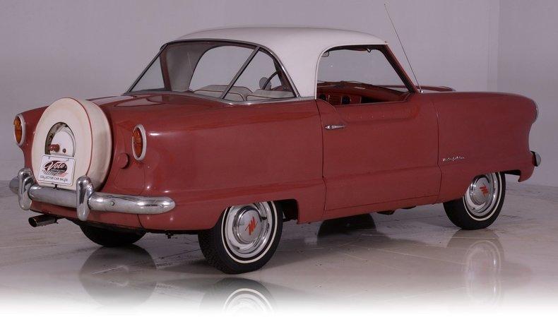 1956 Nash Metropolitan Image 11