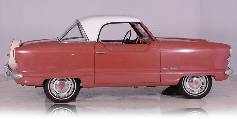 1956 Nash Metropolitan Image 13