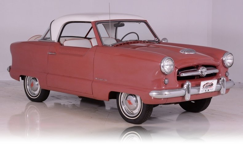 1956 Nash Metropolitan Image 15