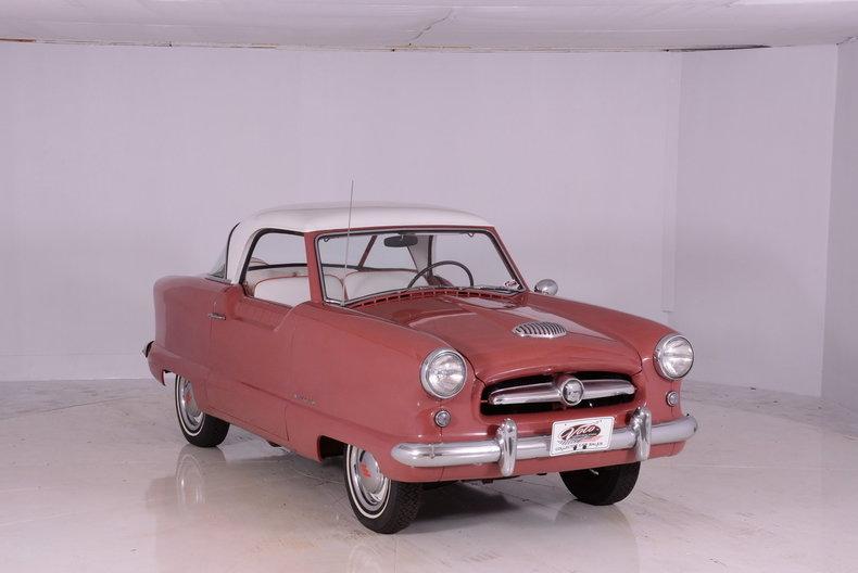 1956 Nash Metropolitan Image 42