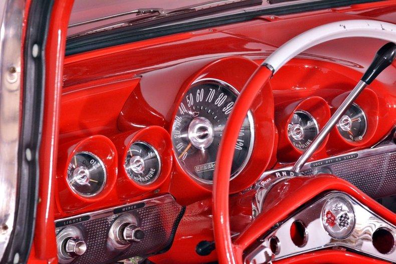 1960 Chevrolet Impala Image 16