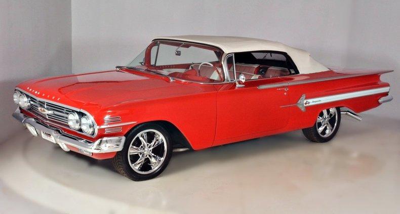 1960 Chevrolet Impala Image 25