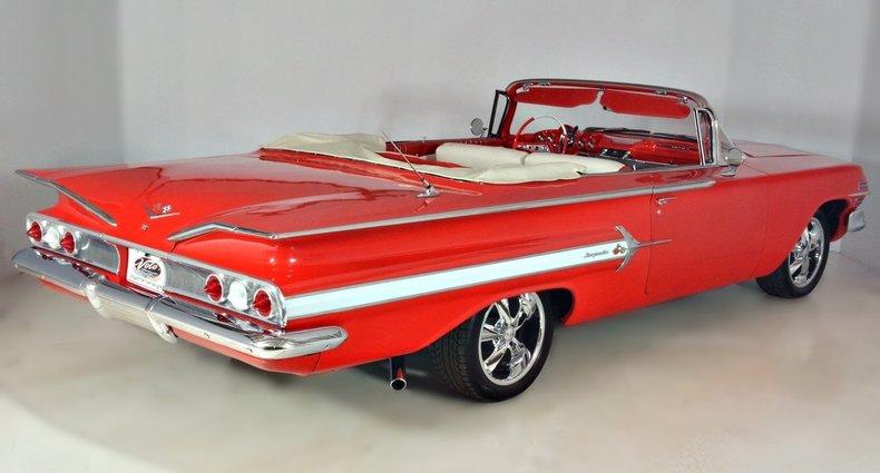 1960 Chevrolet Impala Image 27