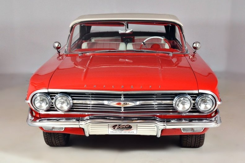 1960 Chevrolet Impala Image 30