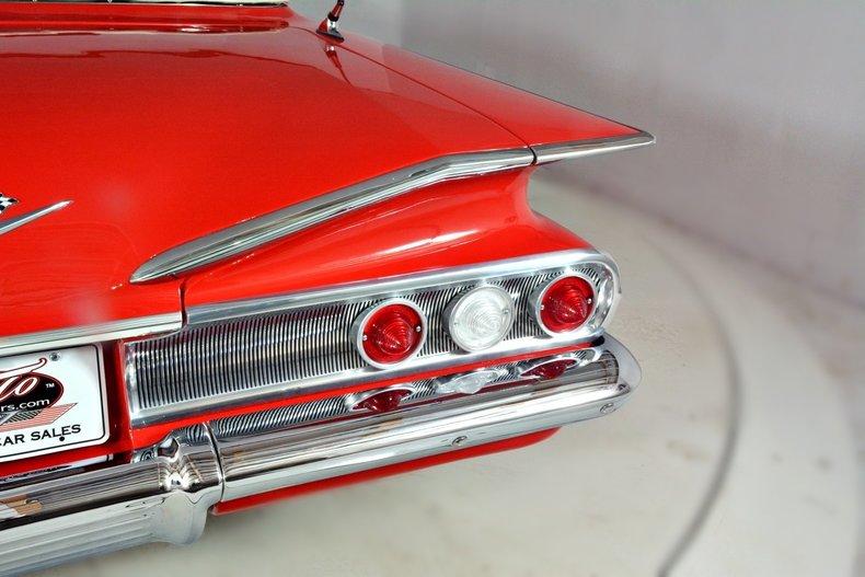 1960 Chevrolet Impala Image 50