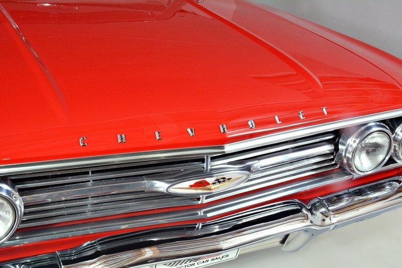 1960 Chevrolet Impala Image 71