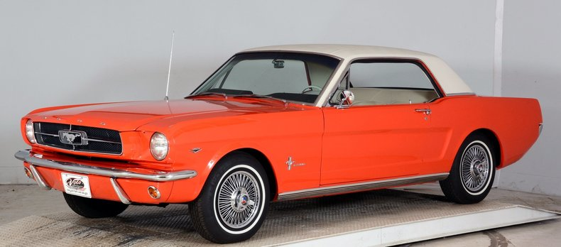 1965 Ford Mustang Image 32