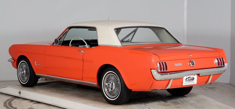 1965 Ford Mustang Image 34