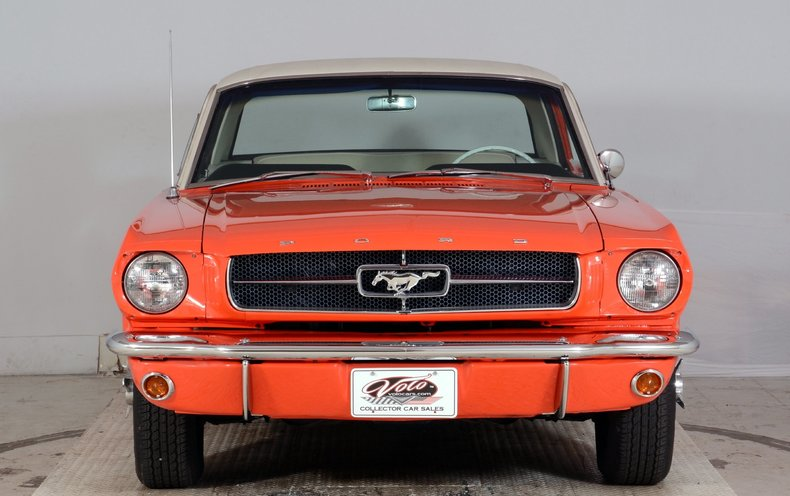 1965 Ford Mustang Image 36