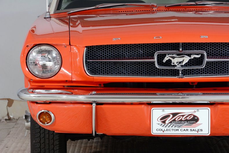 1965 Ford Mustang Image 46
