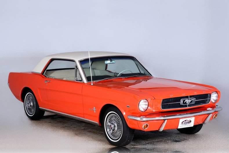 1965 Ford Mustang Image 50