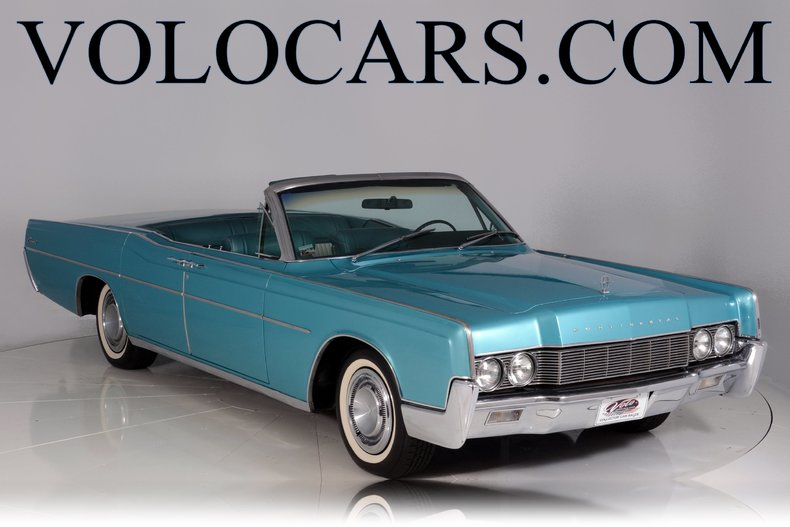 1967 Lincoln Continental Image 1