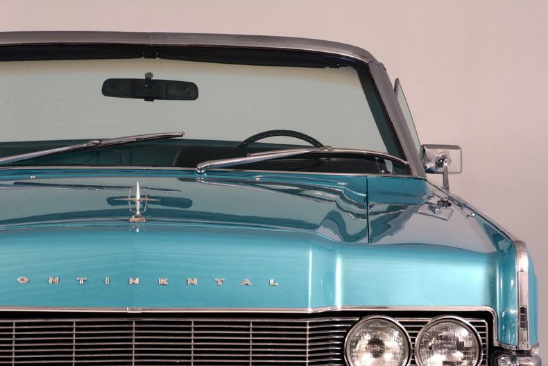 1967 Lincoln Continental Image 51