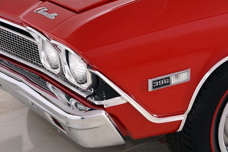 1968 Chevrolet Chevelle Image 11