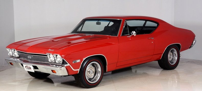 1968 Chevrolet Chevelle Image 24