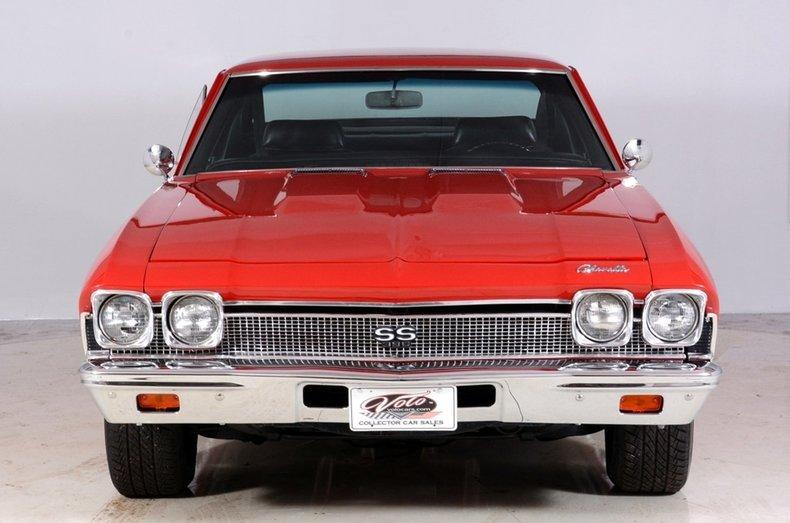 1968 Chevrolet Chevelle Image 27