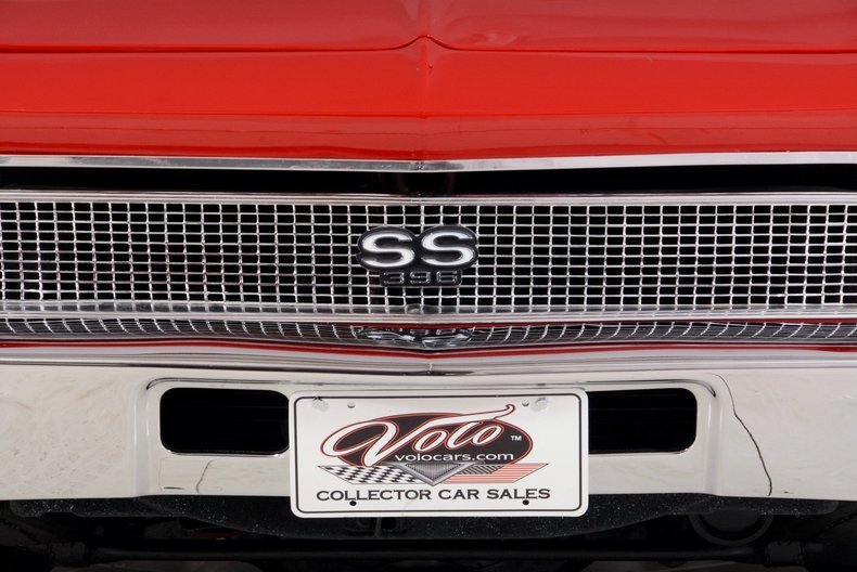 1968 Chevrolet Chevelle Image 44