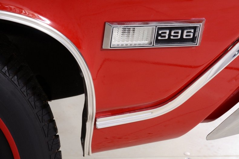 1968 Chevrolet Chevelle Image 56