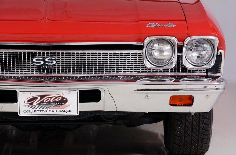 1968 Chevrolet Chevelle Image 59