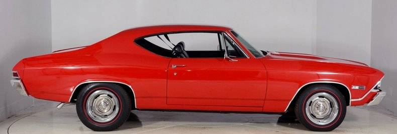 1968 Chevrolet Chevelle Image 63