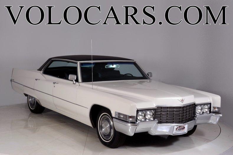 1969 Cadillac deVille Image 1