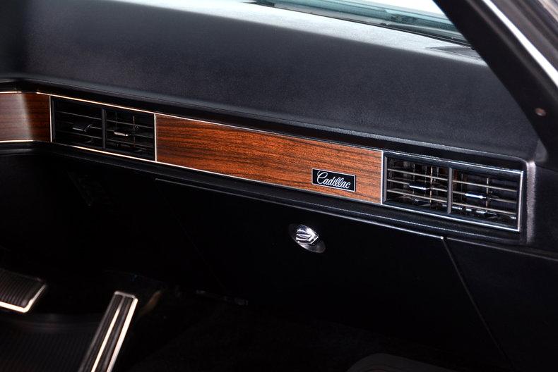 1969 Cadillac deVille Image 12